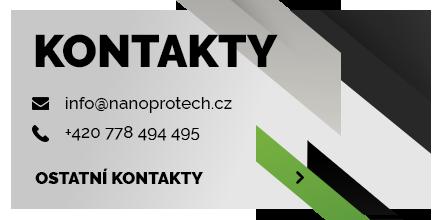Homepage podbanner Kontakty