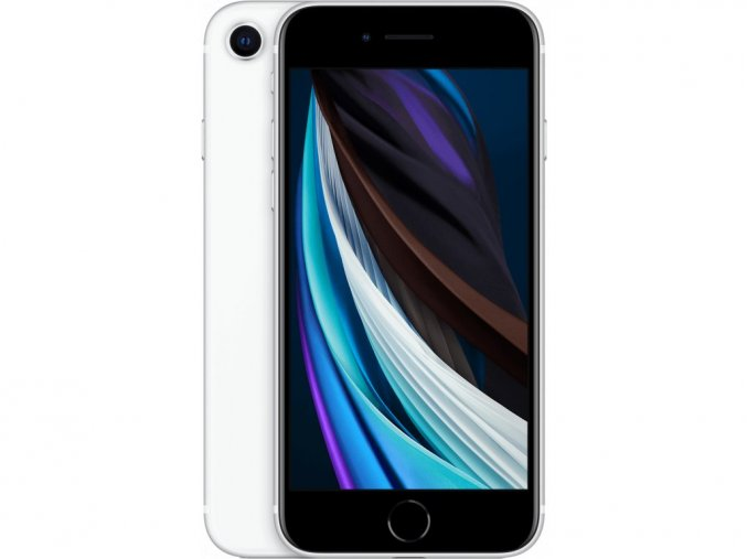 Apple iPhone SE(2020) 64GB - white