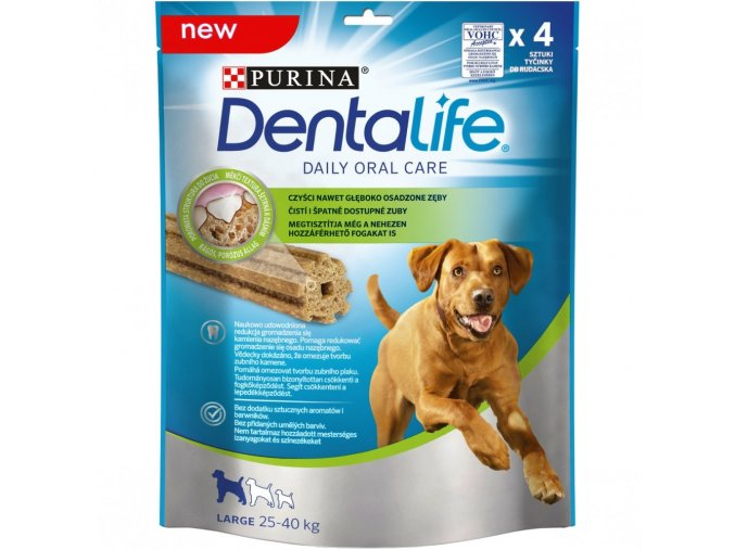 purina dentalife large 5x142g