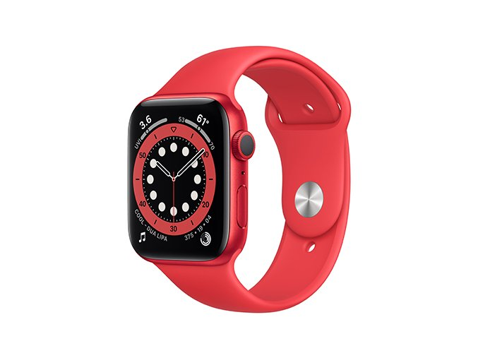 Apple Watch Series 6 44mm - Red