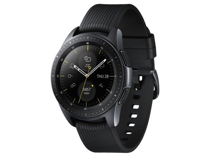 samsung chytre hodinky galaxy watch r810 42 mm black i202722