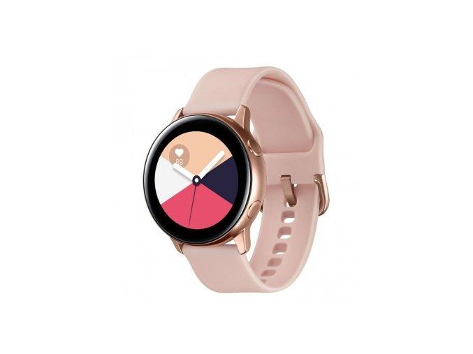 samsung galaxy watch active sm r500 39 5mm rose gold