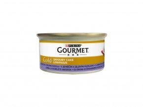 872 872 1 gourmet gold savoury cake s jehnecim a zelenymi fazolkami 85 g