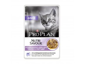 pro plan cat junior kruta kapsicka 24x85g 1