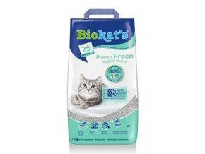 podestylka biokat s bianco fresh control 5kg