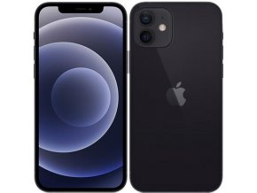 Apple iPhone 12 64GB - black
