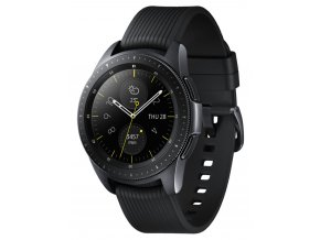 samsung chytre hodinky galaxy watch r810 42 mm black i202722