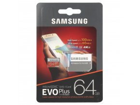 1209 samsung microsdxc 64gb uhs i u3 adapter mb mc64ga eu