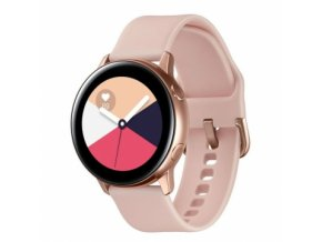 samsung galaxy watch active sm r500 39 5mm rose gold