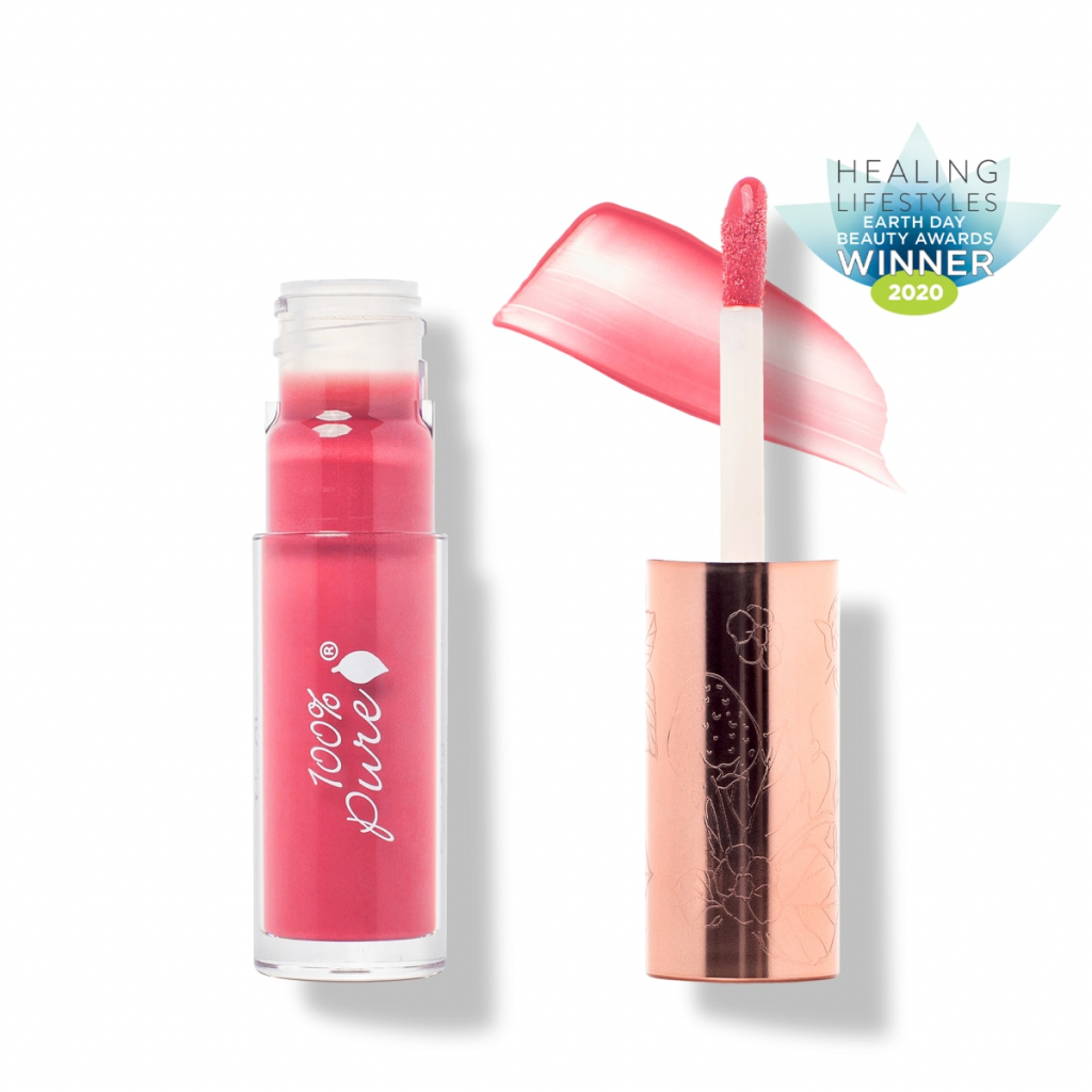 1CFPLGS Lip Gloss Strawberry Primary