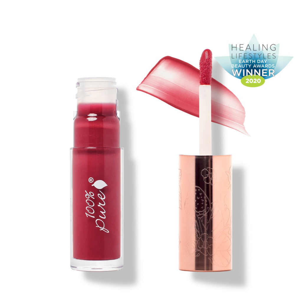 1CFPLGPW Lip Gloss Pomegranate Wine Primary