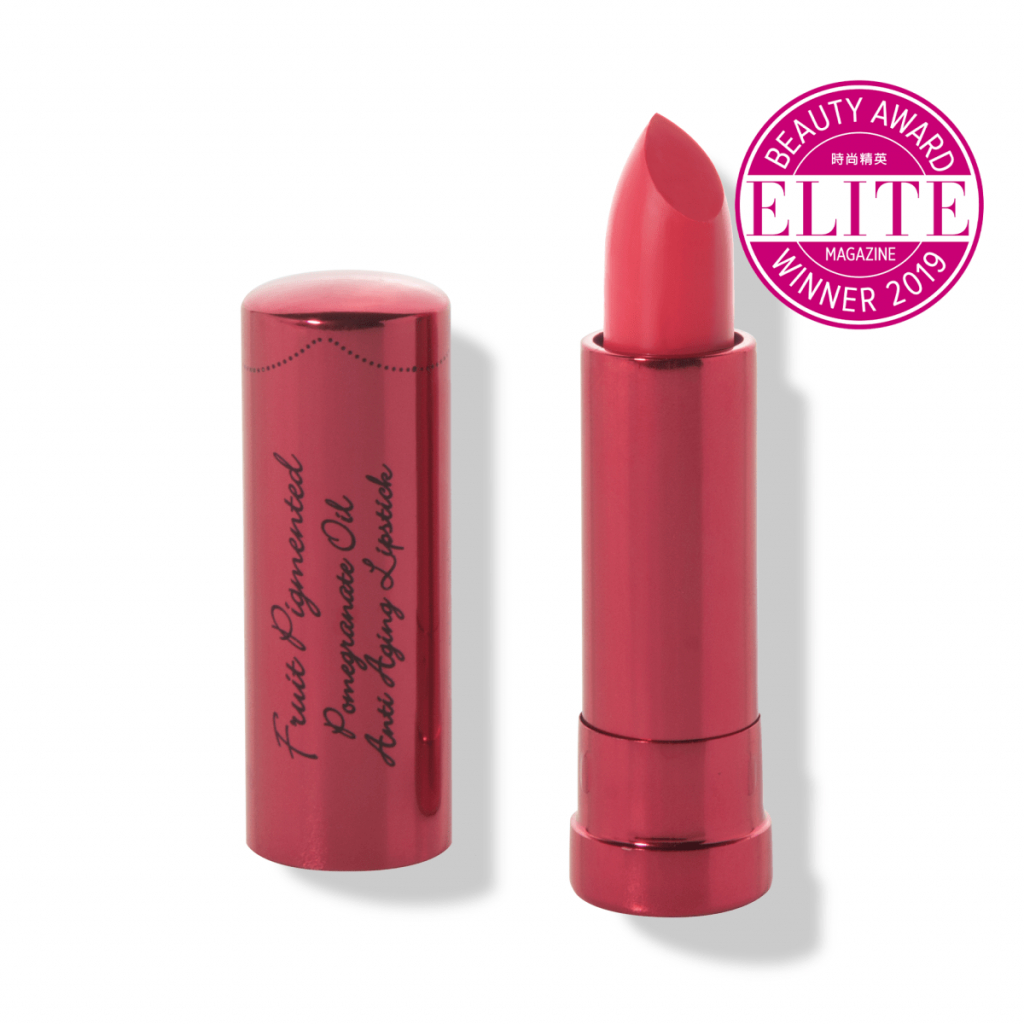 1CPLP Fruit Pigment Pomegranate Oil AntiAging Lipstick Primrose Primary