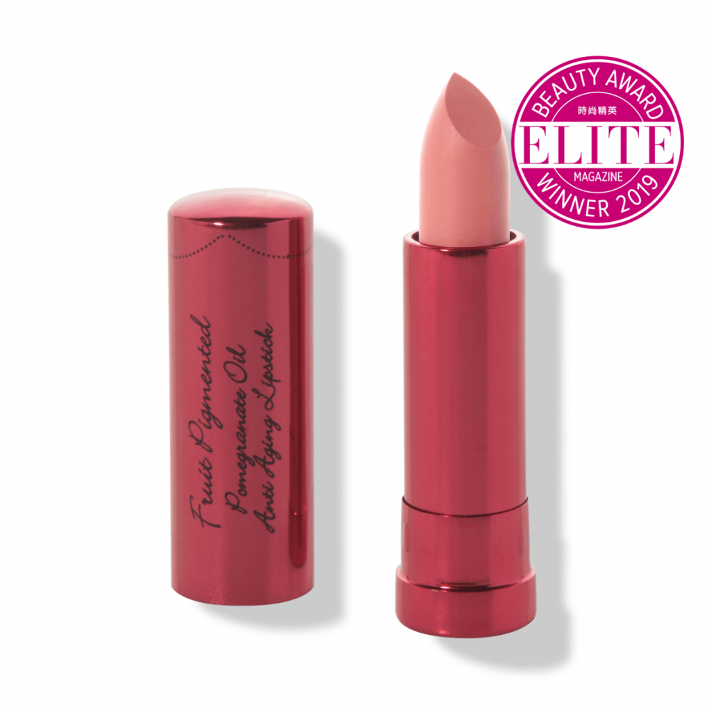 1CPLPE Fruit Pigmented® Pomegranate Oil Anti Aging Lipstick Peony Primary