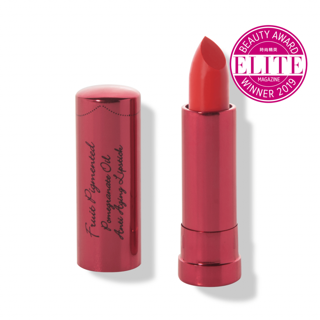 1CPLH Fruit Pigment Pomegranate Oil Anti Aging Lipstick Hibiscus Primary