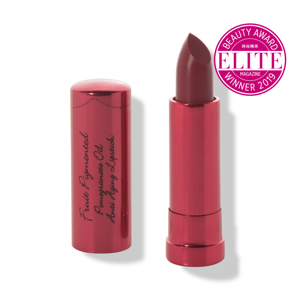 1CPLDH Fruit Pigment Pomegranate Oil Anti Aging Lipstick Dahlia Primary