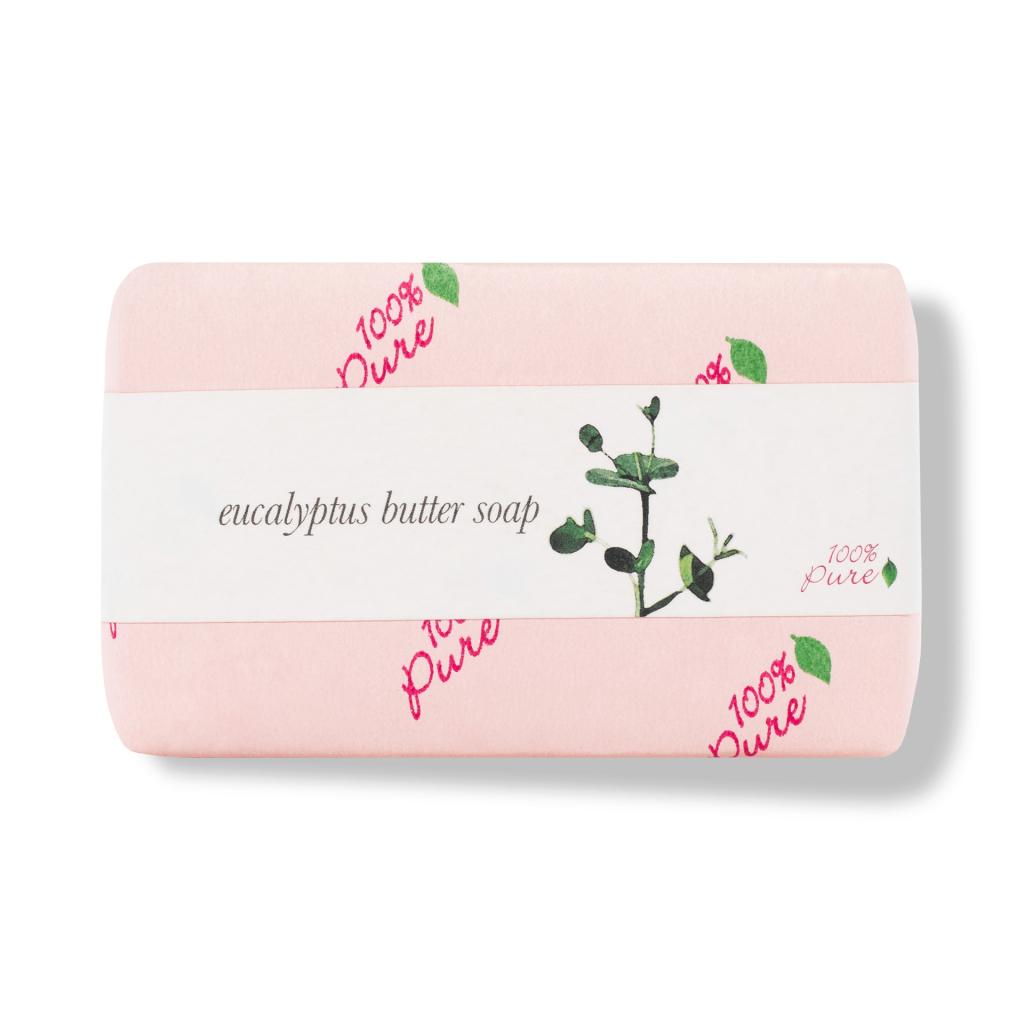 1BSOE Eucalyptus Butter Soap Primary