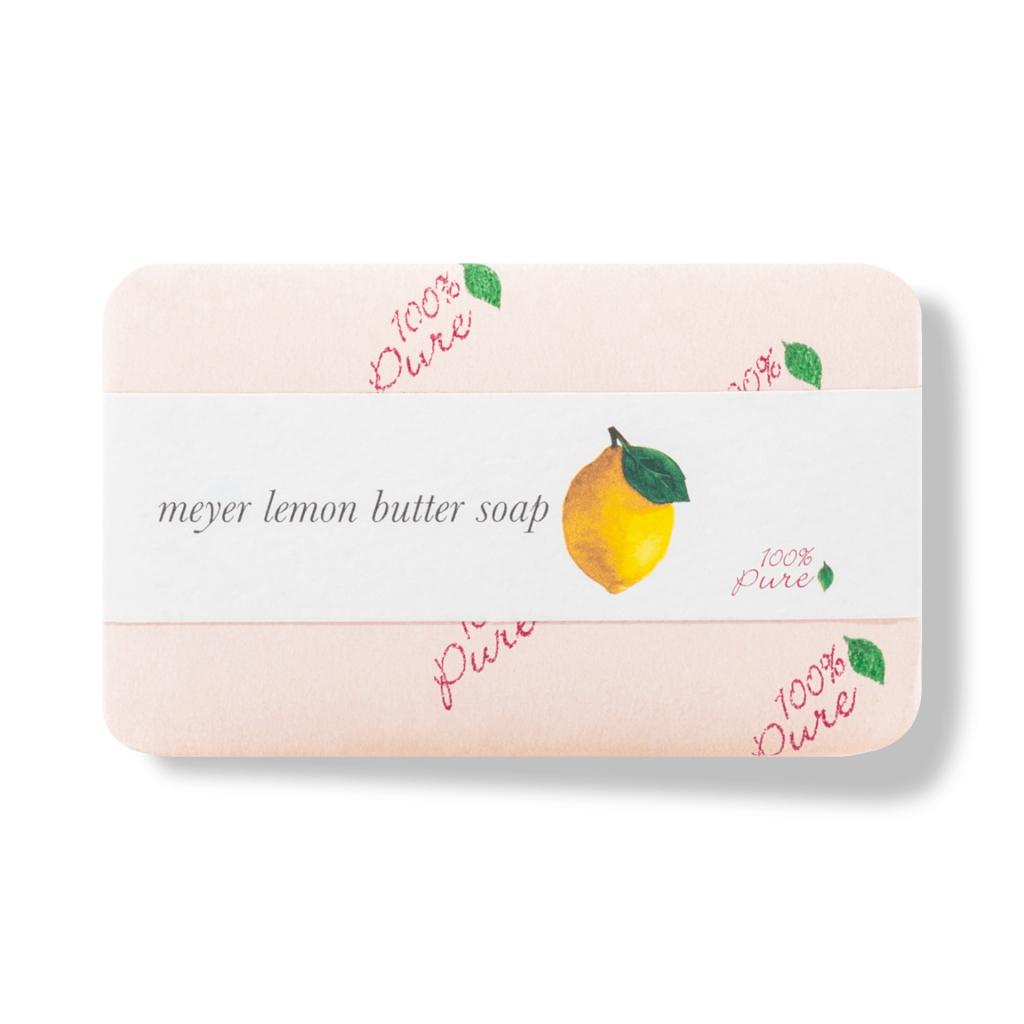 1BSOML Meyer Lemon Butter Soap Primary