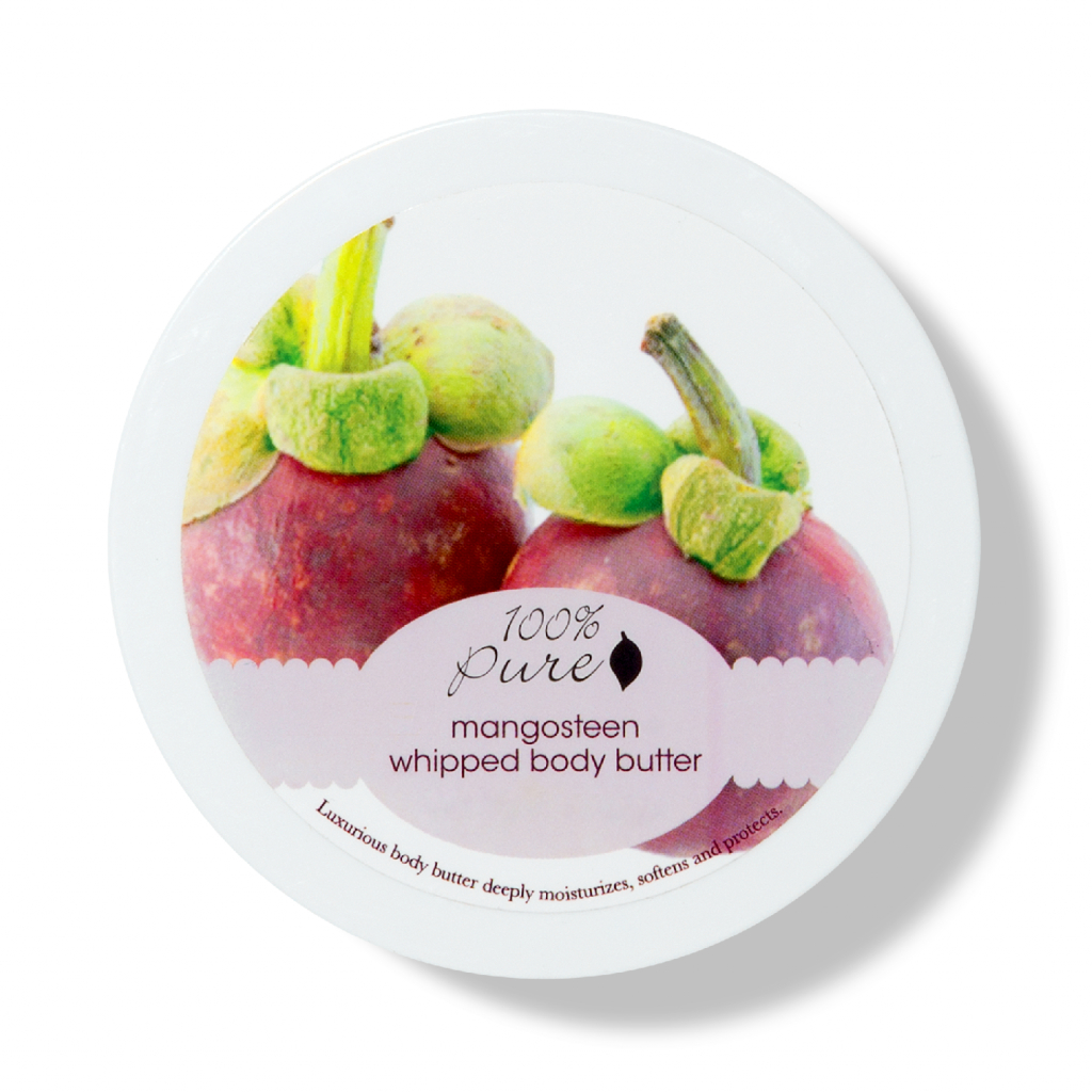 1BWBBM Whipped Body Butter Mangosteen Primary