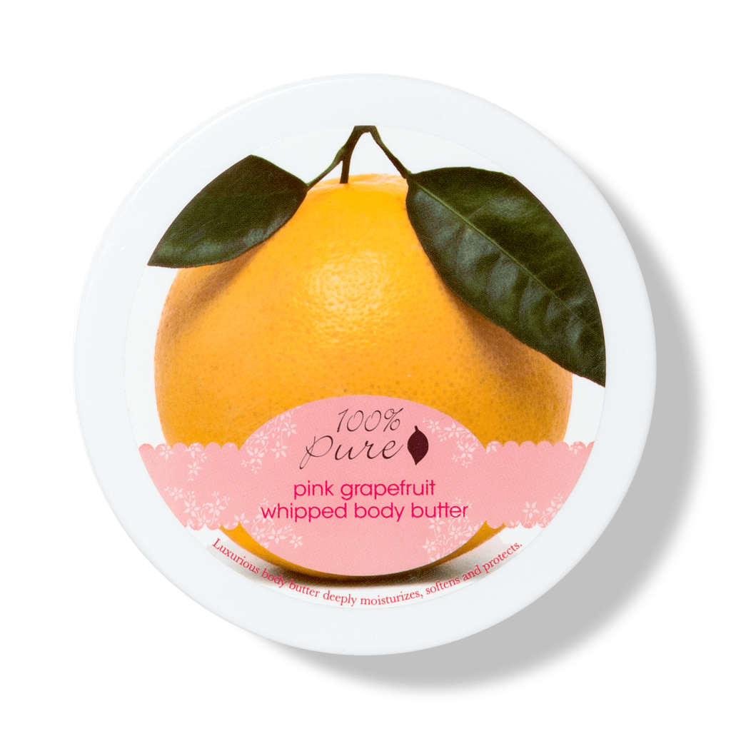 1BWBBPG Whipped Body Butter Pink Grapefruit Primary