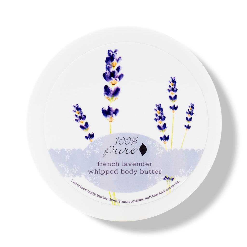 1BWBBFL Whipped Body Butter French Lavender Primary