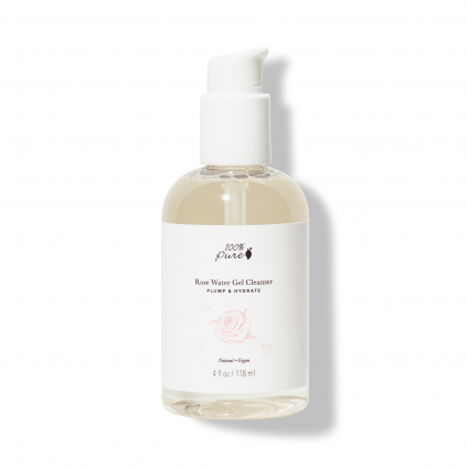 1FRWGC Rose Water Gel Cleanser Primary