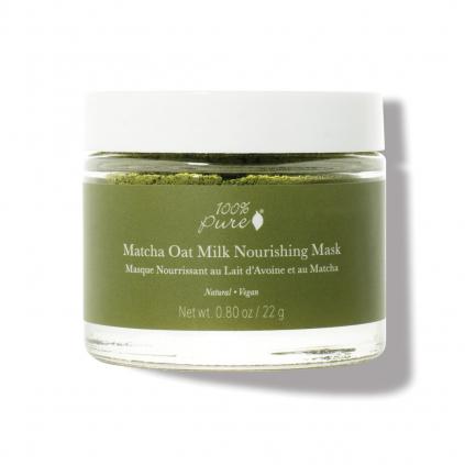 1FMOMM Matcha Oat Milk Nourishing Mask Primary