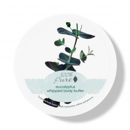 1BWBBE Whipped Body Butter Eucalyptus Primary