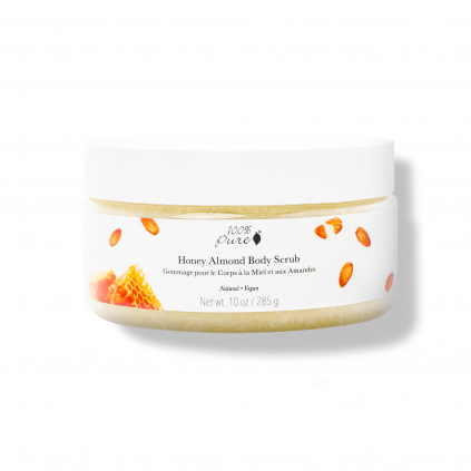 1BSHA BodyScrub HoneyAlmond Primary