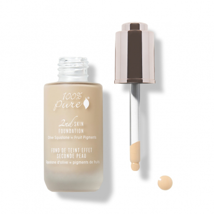 1C2SFS1 2nd Skin Foundation Shade 1 Primary