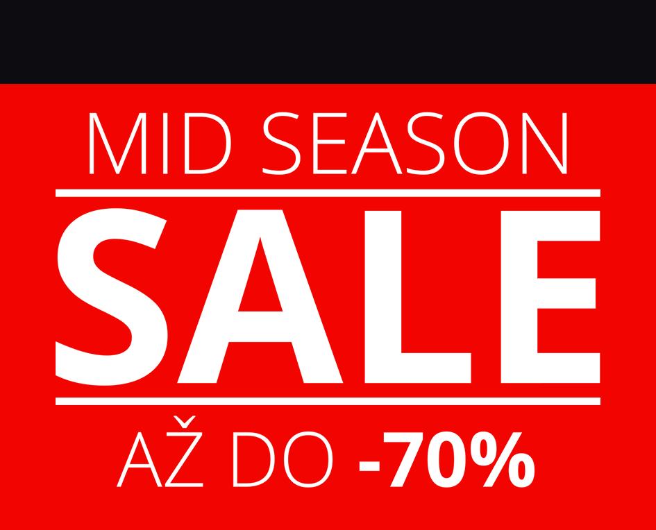 Mid Season Sale -70%