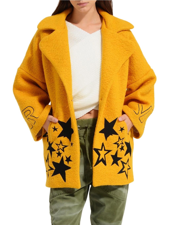 #VDR Giallo/Yellow kabát