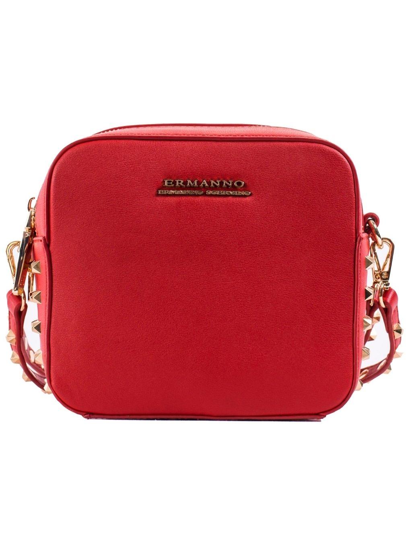 ermanno scervino 12400429 anya stud small bag camera red damska crossbody kabelka cervena (2)
