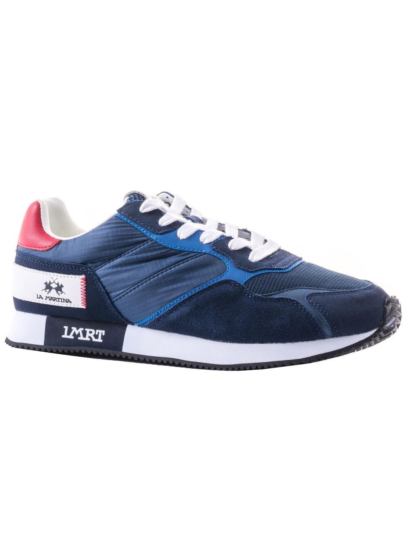 LA MARTINA Lfm201 pánske tenisky modre (3)