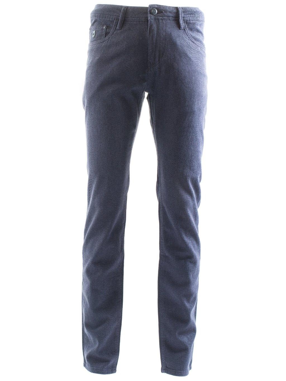 UNITED BAMBOO pánske nohavice elegantné sivé (2)