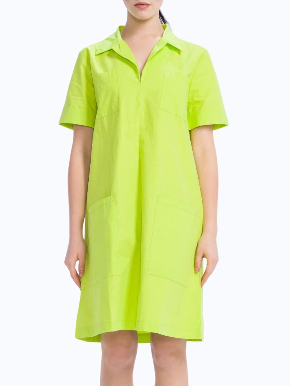 #VDR Limet šaty