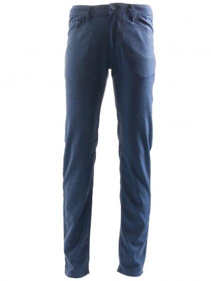 UNITED BAMBOO pánske nohavice elegantné tmavomodré (3)