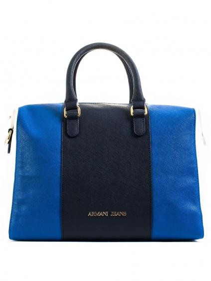 armani jeans royal blu 922541 damska kabelka modra (2)