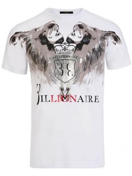 billionaire double lions B18CMTK1706BTE014N panske tricko (2)