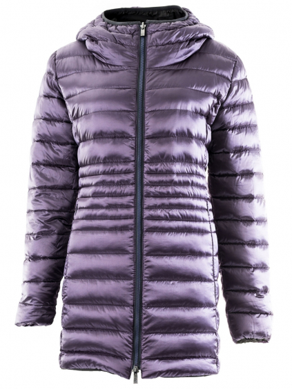Ciesse Piumini Kalie obojstranná bunda damska siva fialova (2)