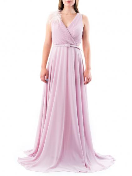 FOR COSTUME šaty ružové 6381 (2)