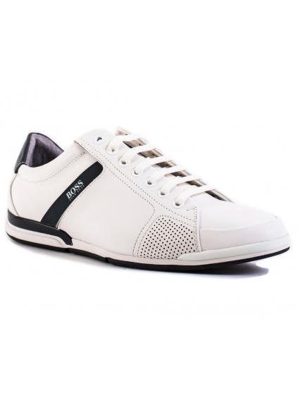 hugo boss saturn white panske tenisky biele (3)