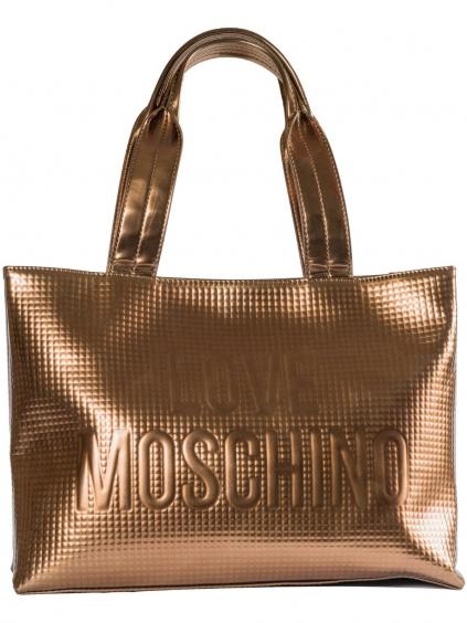 Love moschino Gold dámska kabelka