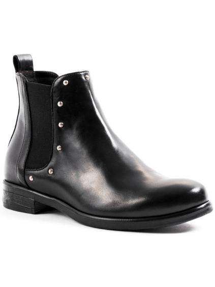 Manas Tomaia dámske chelsea boots 8033043012954 172M6257NQ čierne (5)