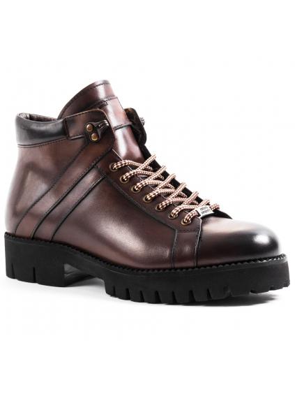 Roberto Serpentini Marrone pánske workery 9900000388089 59500 zimná obuv (6)