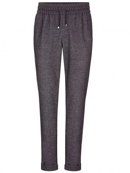 O18C MRT0446 BTE004N long trousers crest billionaire black pánske tepláky čierne