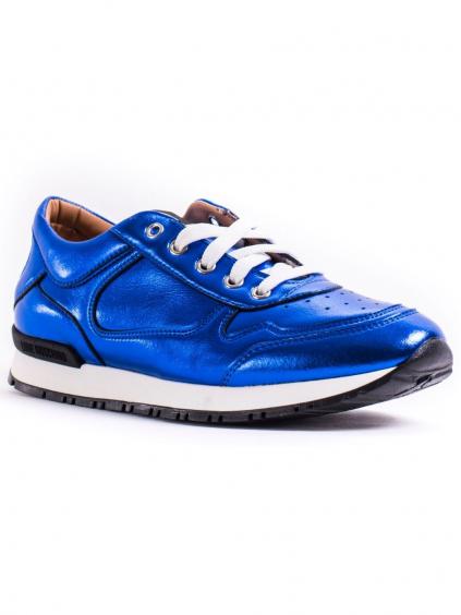LOVE MOSCHINO Bluette dámske tenisky modre (4)