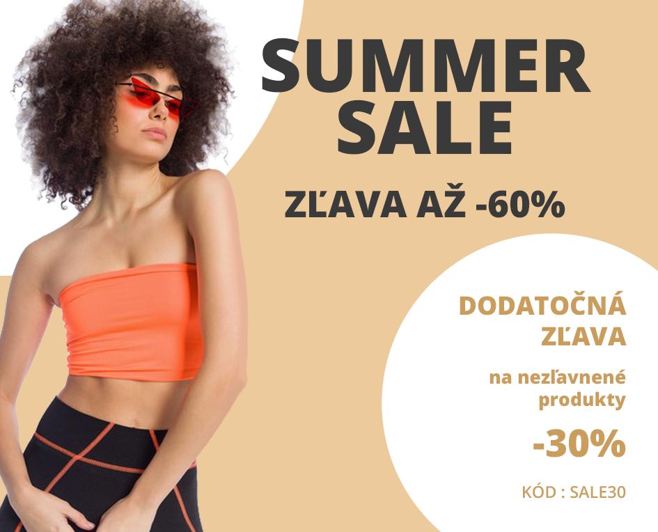 Summer sale - 60%