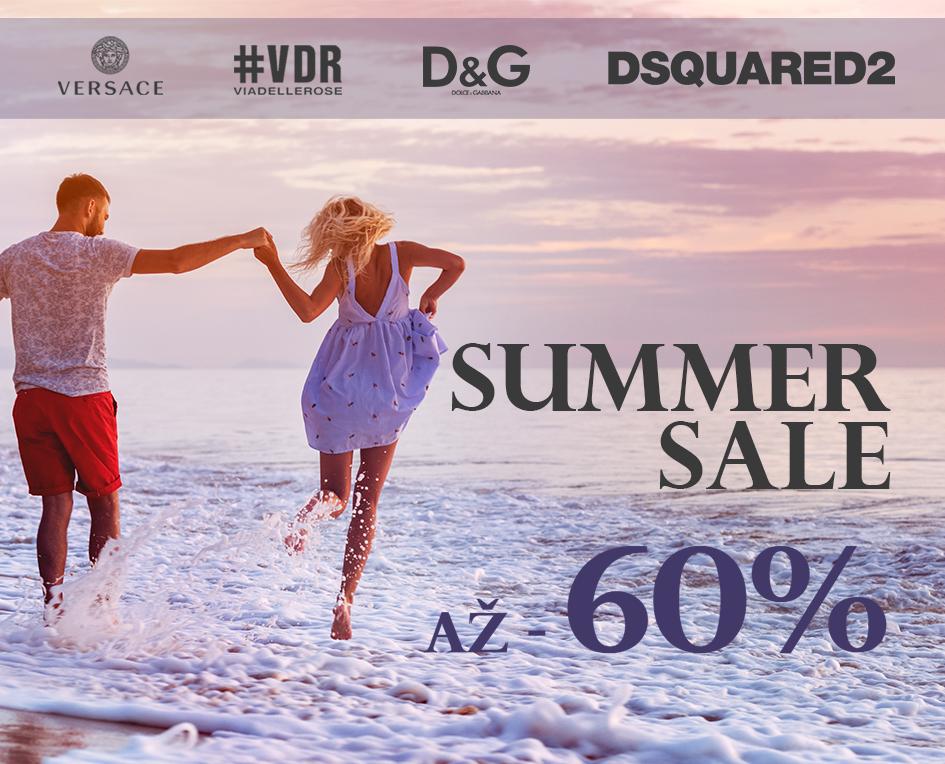 Summer sale až 60%