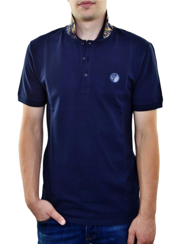 VERSACE COLLECTION Polo pánske polo tričko (3)