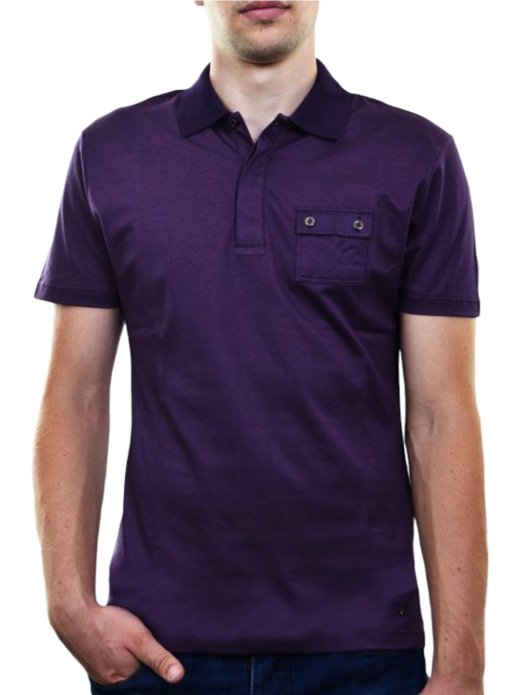 VERSACE COLLECTION Polo pánske tričko (1)